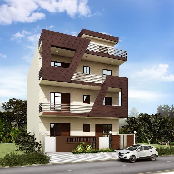 construction and architectural in Gurgaon. Stonewall architects build house.